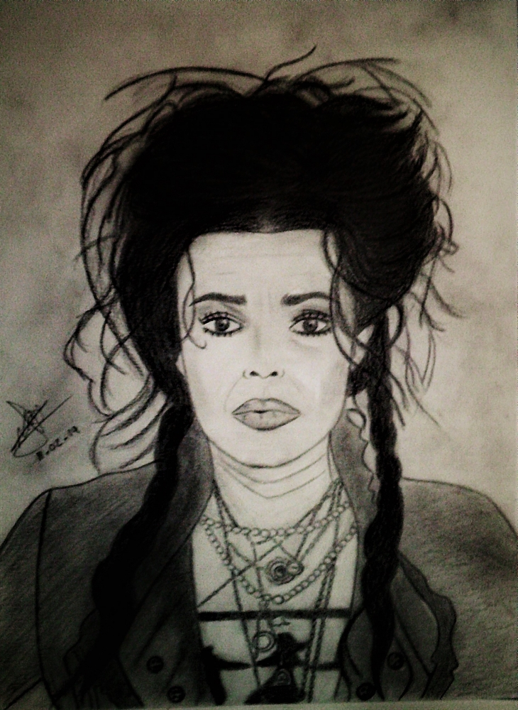 Helena Bonham Carter by aline17